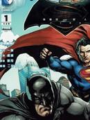蝙蝠侠大战超人 正义黎明漫画